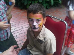 JASA FACE PAINTING